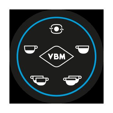 VBM - 5 button keypad